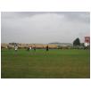 Fussballspiel gegen ein anderes Zeltlager
