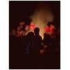 abends wird am Lagerfeuer Stockbrot gemacht und entspannt