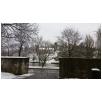 Schnee während der KiFeWo